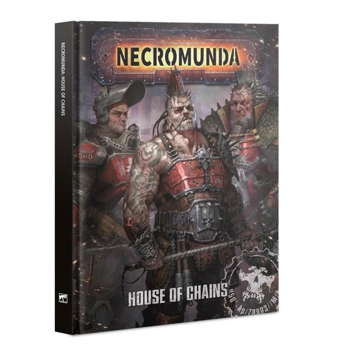 NECROMUNDA: House Of Chains - EN
