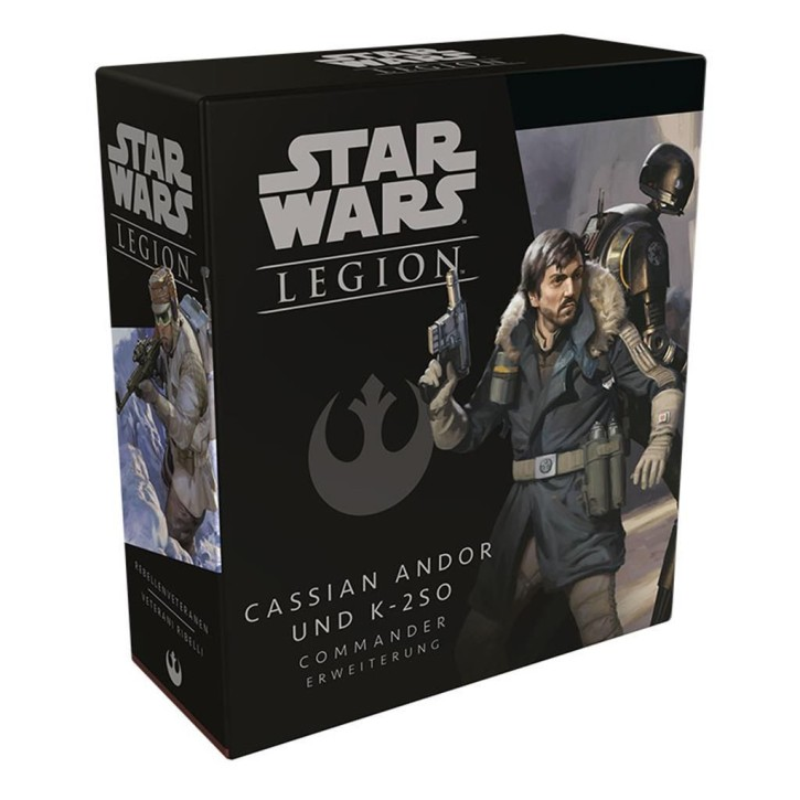SW LEGION: Cassian Andor - DE