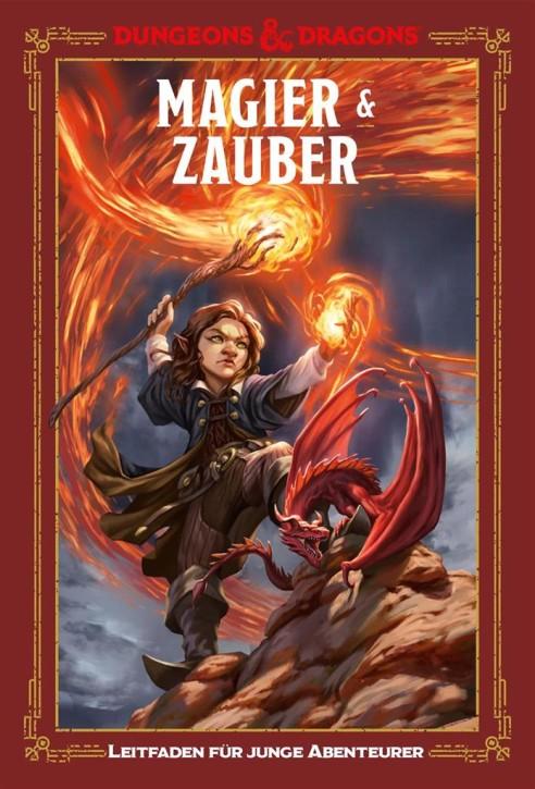 D&D: Magier & Zauber: Leitfaden für junge Abenteurer - DE