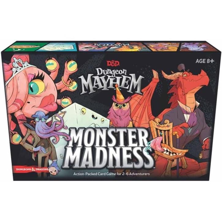 D&D: Dungeon Mayhem: Monster Madness - EN