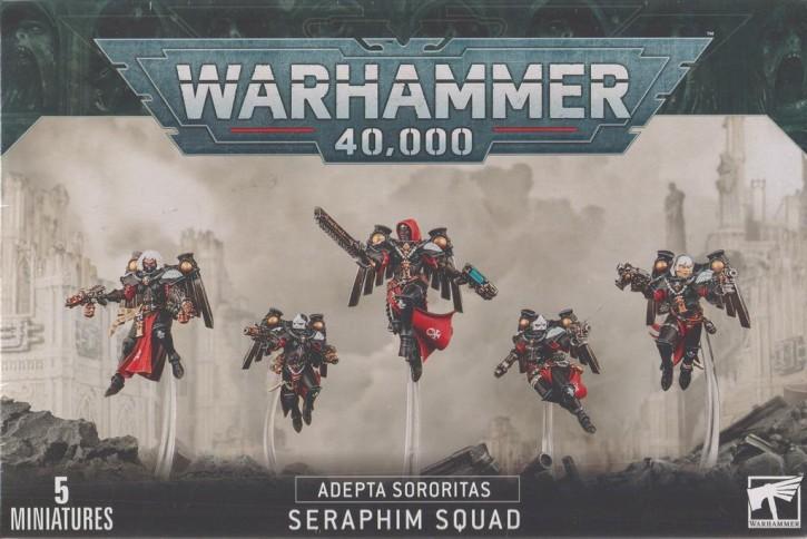 W40K: Seraphim Squad