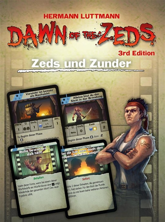 DAWN OF THE ZEDS: Zeds und Zunder - DE