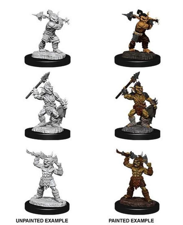 D&D MARVELOUS MINIS: Goblins & Goblin Boss