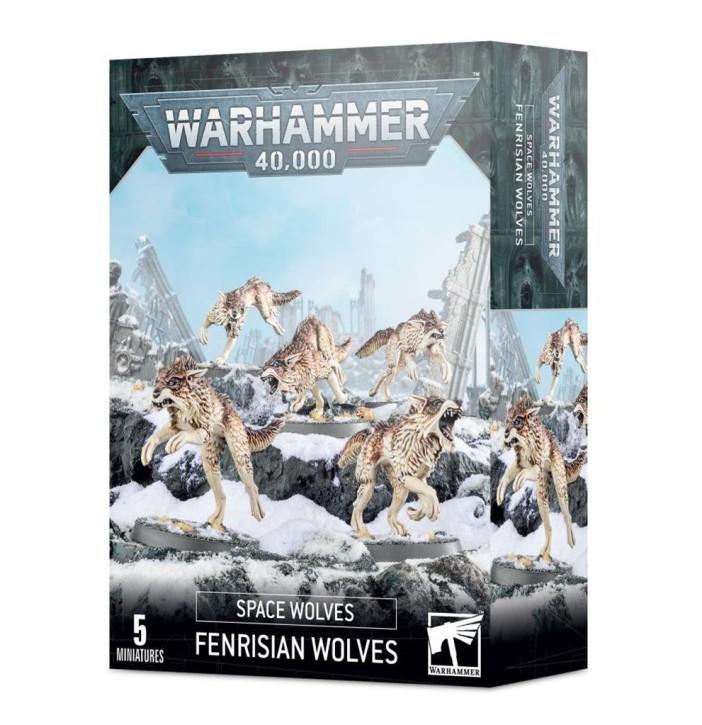 W40K: Fenrisian Wolves