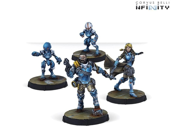 INFINITY: PanOceania Support Pack
