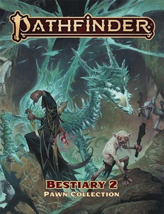 PATHFINDER 2ND: Bestiary 2 Pawn Collection - EN