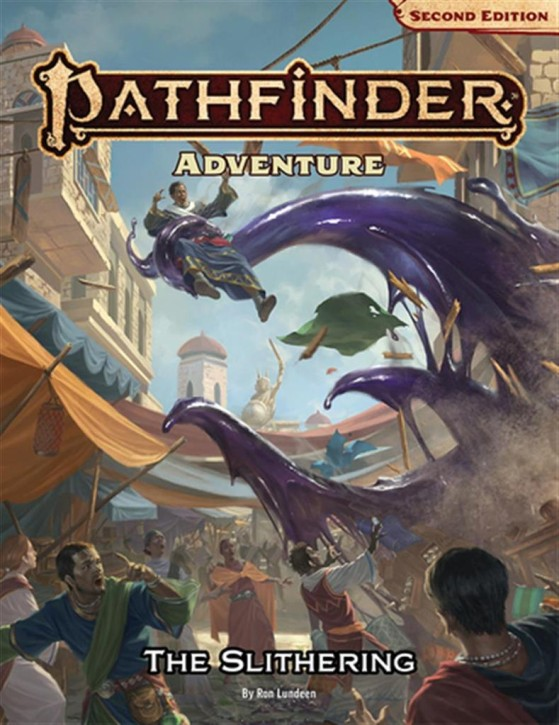 PATHFINDER 2ND: Adventure: The Silthering - EN
