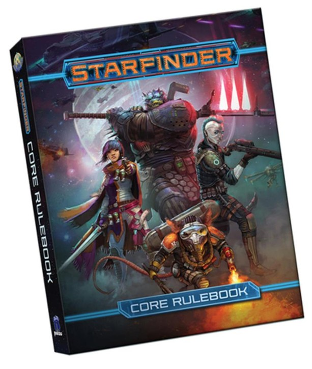 STARFINDER: Core Rulebook Pocket Edition - EN