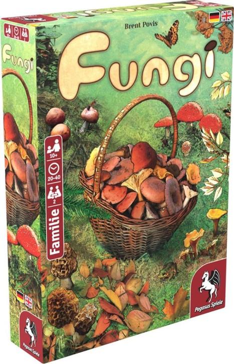 Fungi - DE/EN