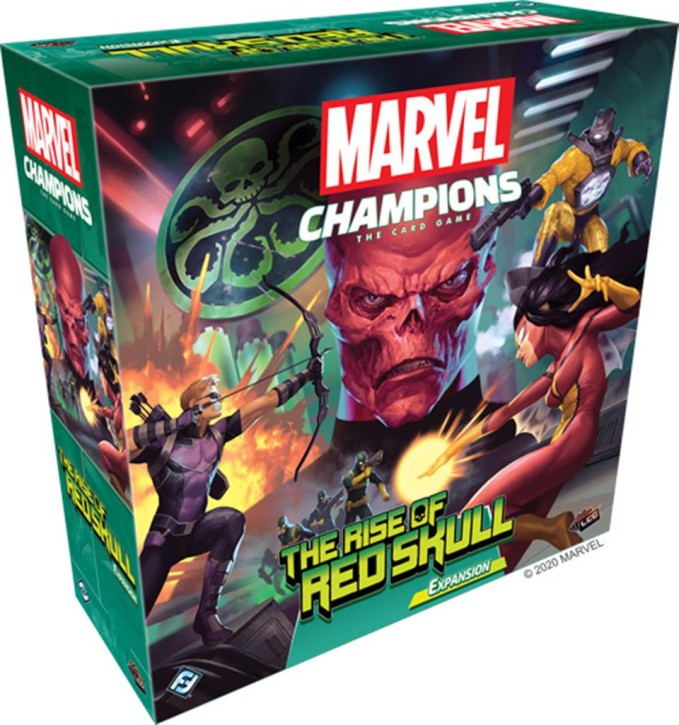 MARVEL CHAMPIONS LCG: The Rise of Red Skull - EN