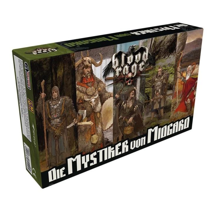 BLOOD RAGE: Mystics of Midgard - DE/EN