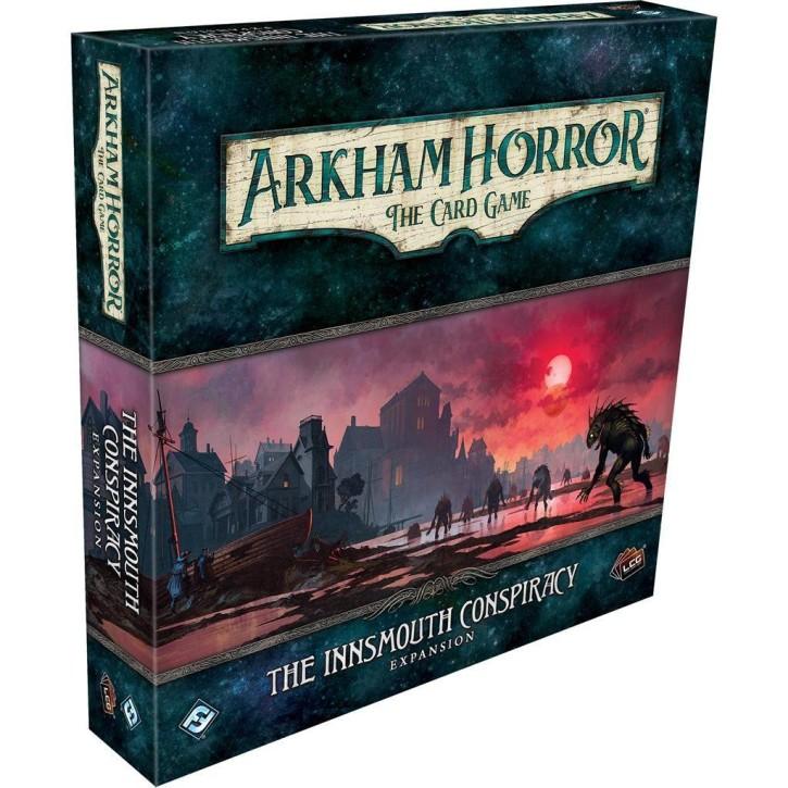 ARKHAM HORROR LCG: The Innsmouth Conspiracy - EN