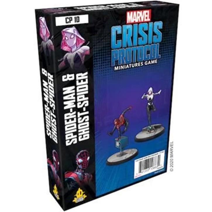 MARVEL CRISIS: Ghost-Spider & Spider-Man - EN