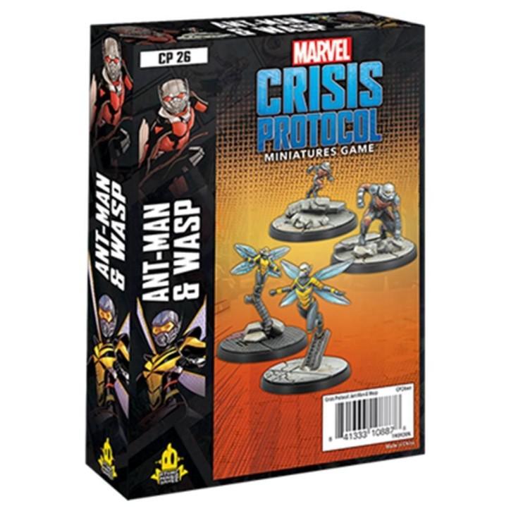 MARVEL CRISIS: Ant-Man and Wasp - EN