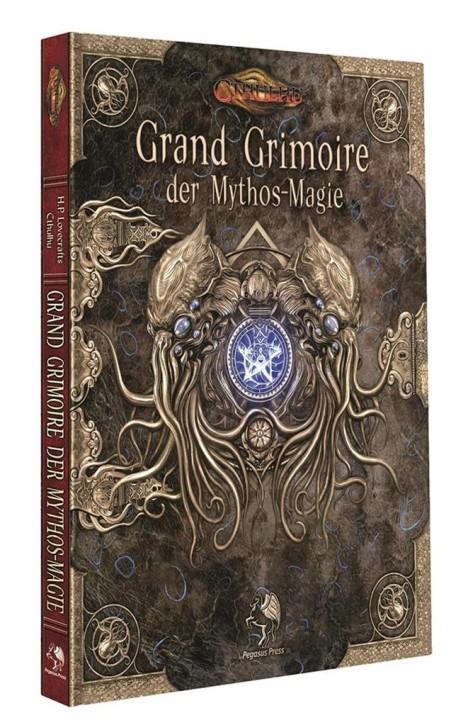 CTHULHU: Grand Grimoire (Normalausgabe) (Hardcover) - DE