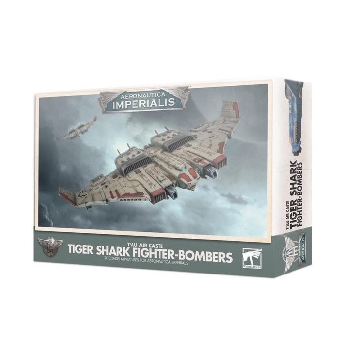 AERONAUTICA IMPERIALIS: Tiger Shark Fighter-Bombers
