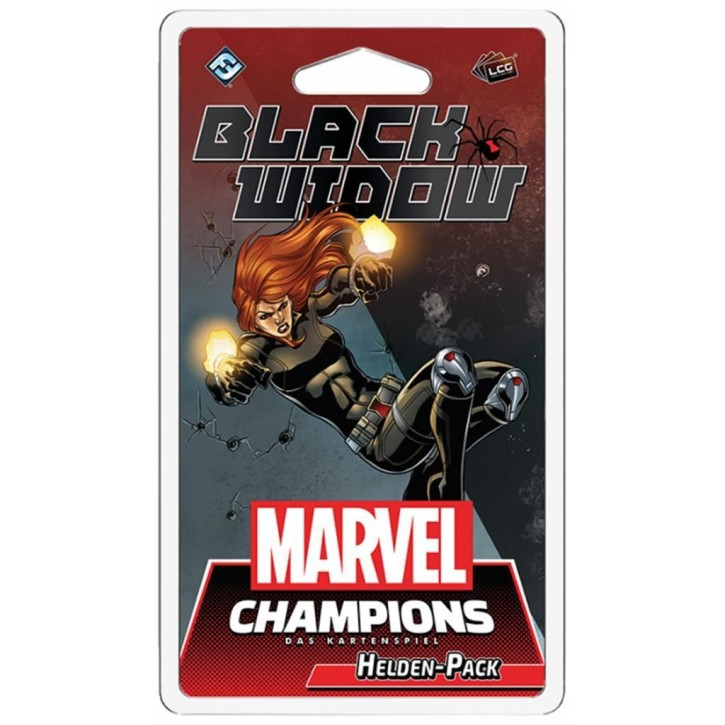 MARVEL CHAMPIONS LCG: Black Widow - DE