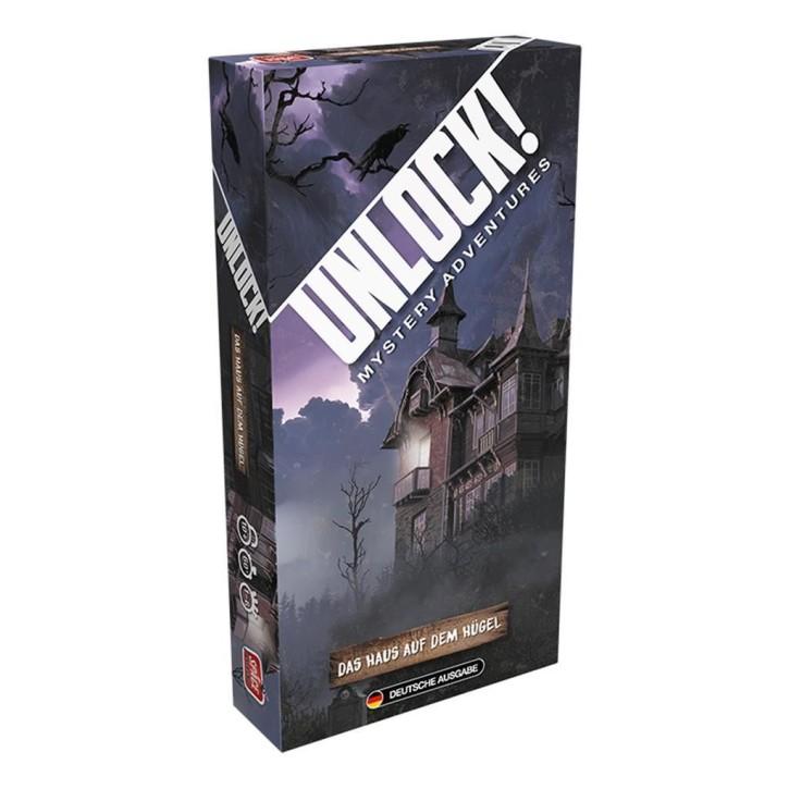 UNLOCK!: Das Haus auf dem Hügel (Einzelszenario) - DE