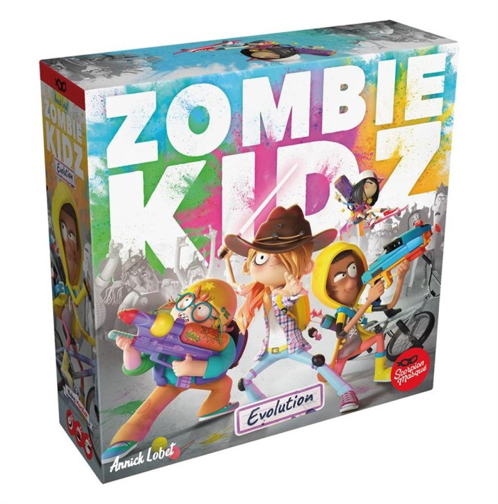 Zombie Kidz Evolution - DE
