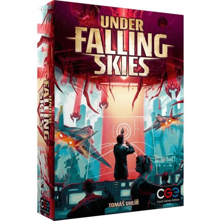 Under Falling Skies - DE