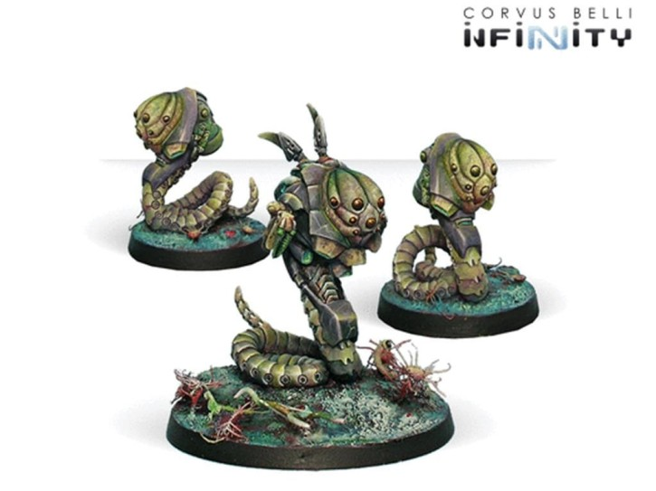 INFINITY: Combined Army Support Pack
