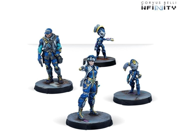 INFINITY: O-12 Support Pack