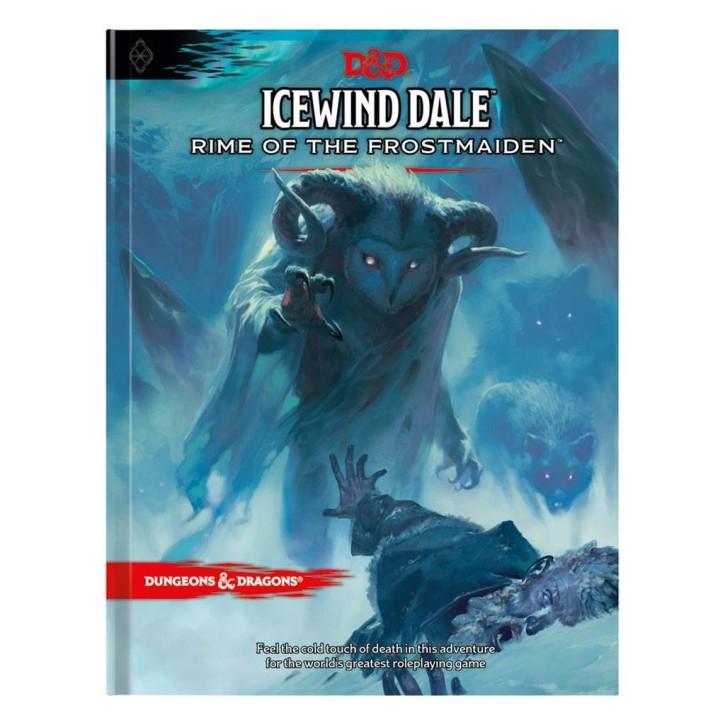 D&D RPG: Icewind Dale: Rime of the Frostmaiden - EN