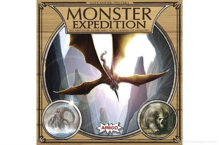 Monster Expedition - DE