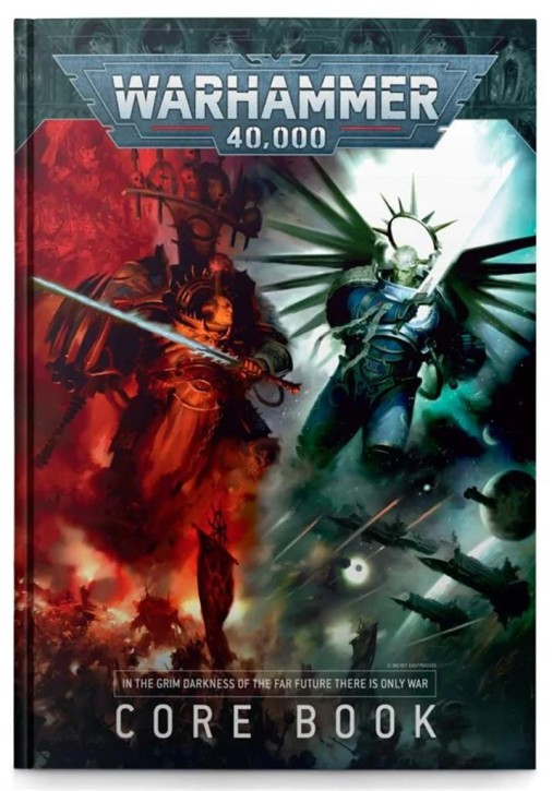 W40K: Corebook 9. Edition - EN