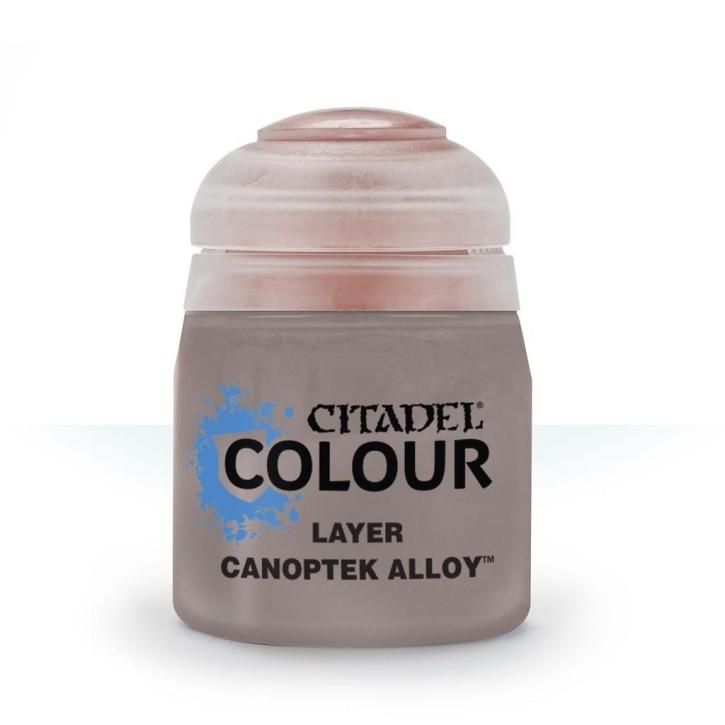 CITADEL LAYER: Canoptek Alloy