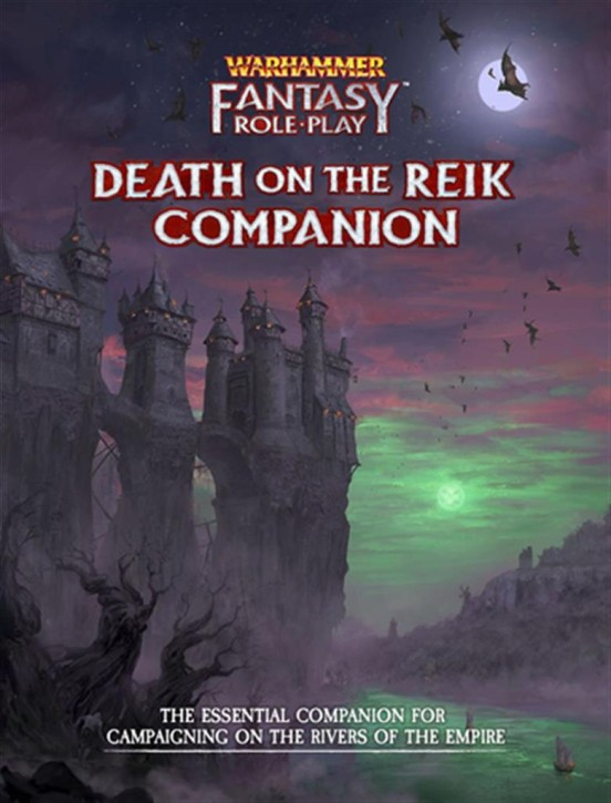 WFRP 4TH: Death on the Reik Companion - EN