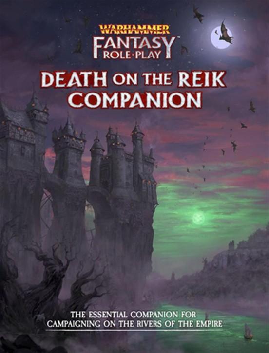 WFRP 4TH: Death on the Reik Companion - EN