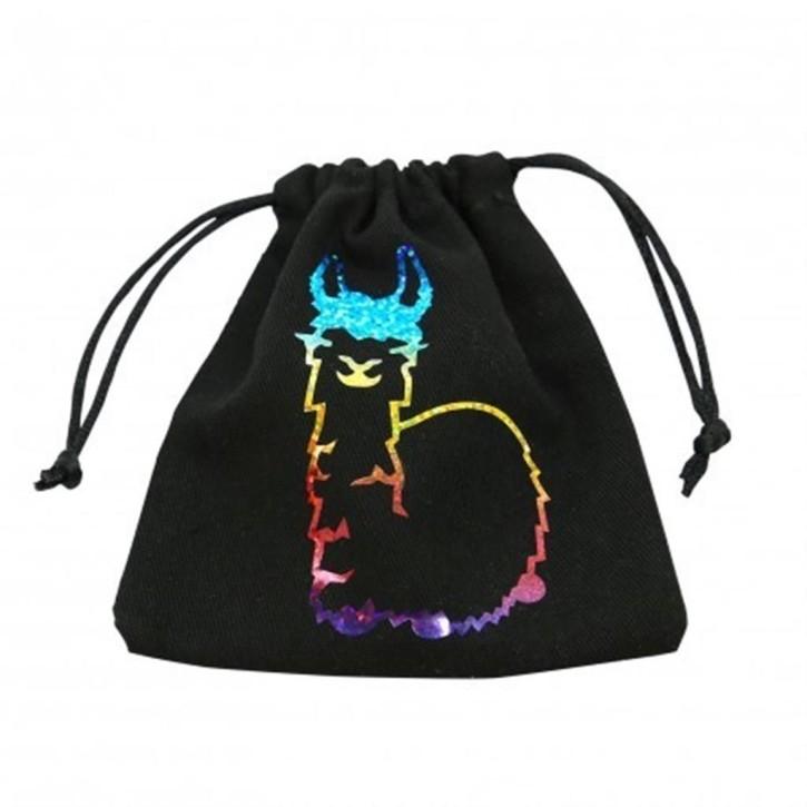 WÜRFELBEUTEL: Fabulous Llama