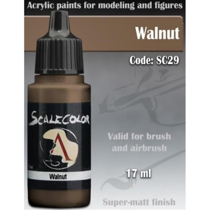 SCALE COLOR: Walnut 17 ml