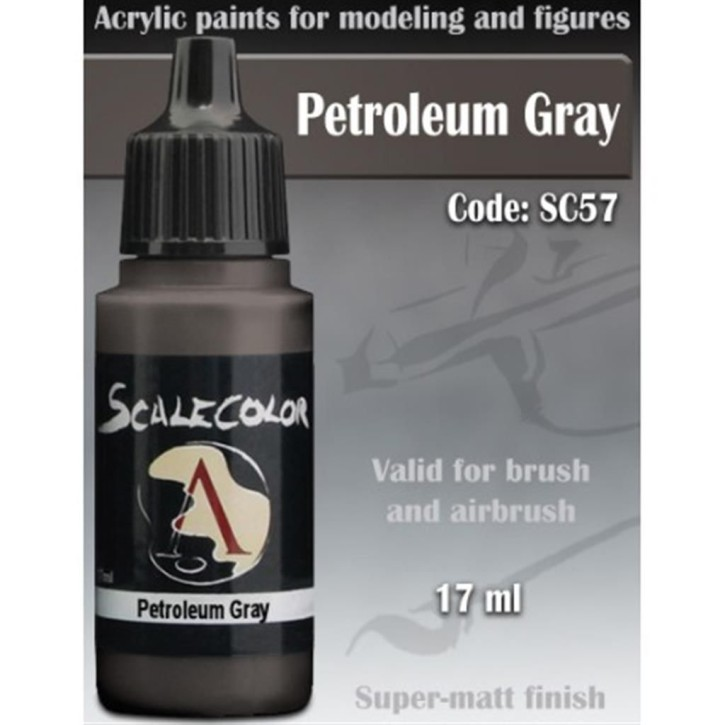 SCALE COLOR: Petroleum Gray 17 ml