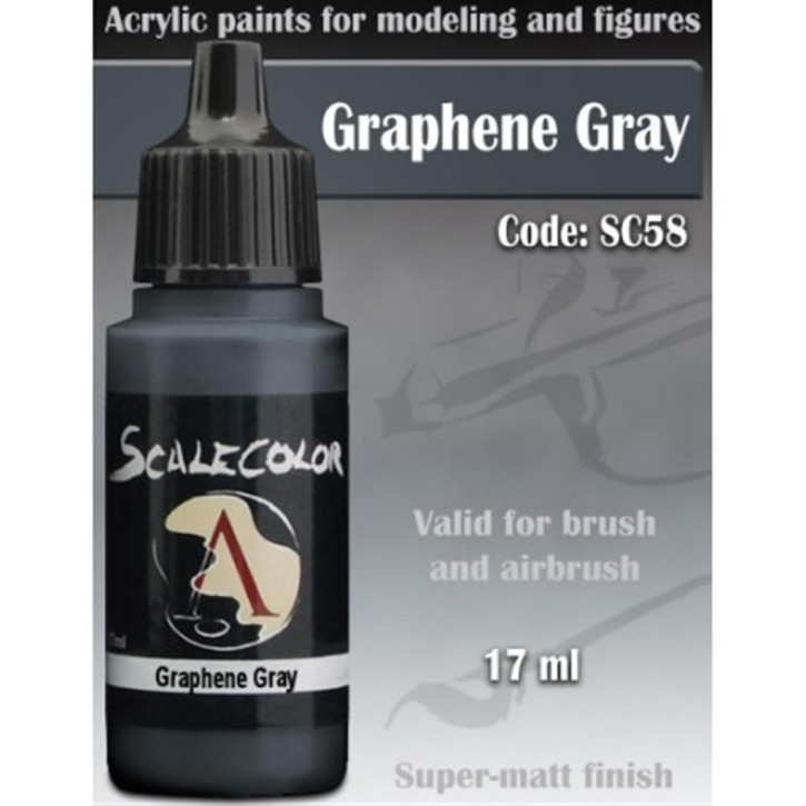 SCALE COLOR: Graphene Gray 17 ml