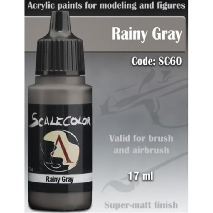 SCALE COLOR: Rainy Gray 17 ml