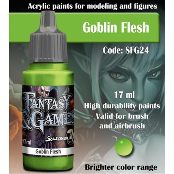 FANTASY & GAMES: Goblin Flesh 17 ml