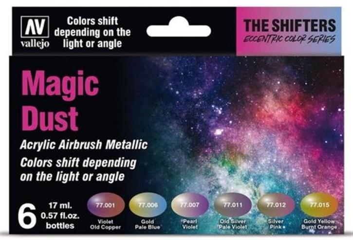 VALLEJO SHIFTERS: Magic Dust Set (6x 17ml)