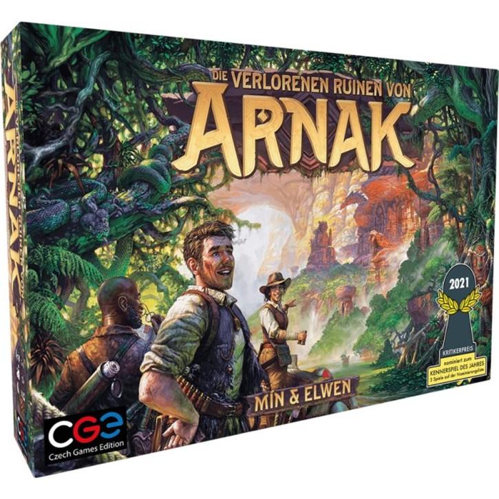 Die Verlorenen Ruinen von Arnak - DE
