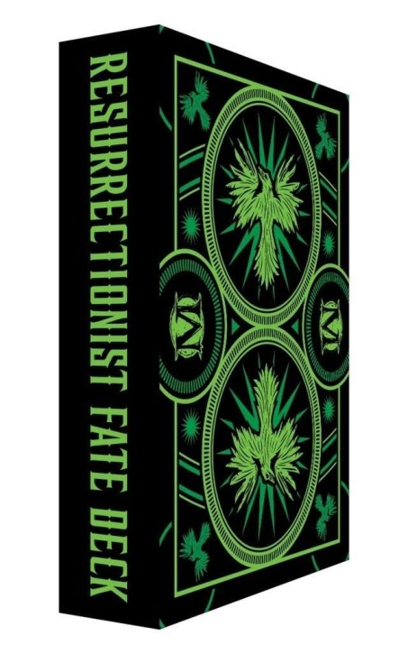 MALIFAUX 3RD: Resurrectionist Fate Deck