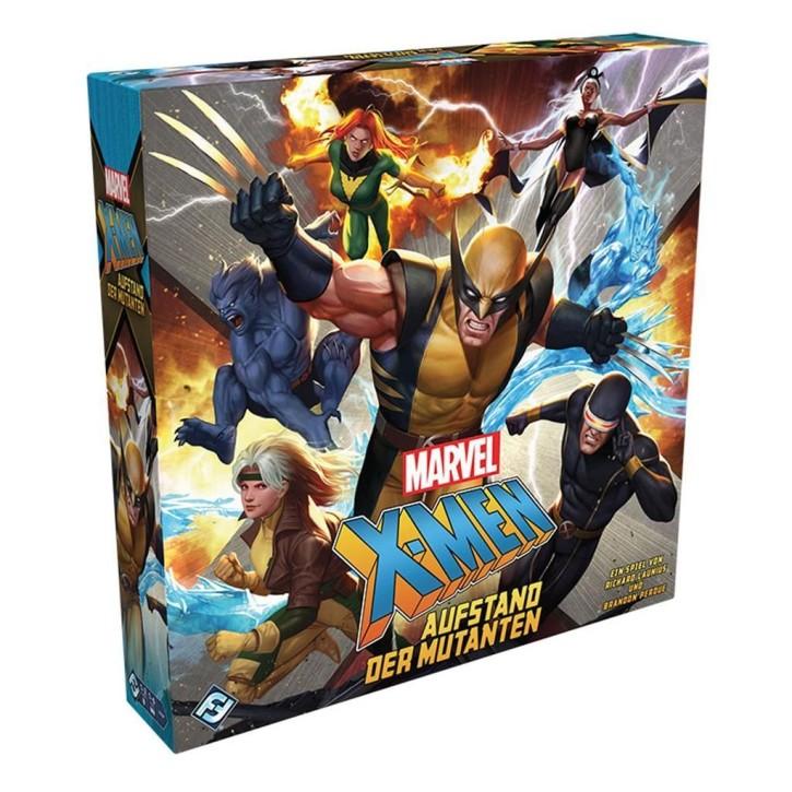 X-MEN: Aufstand der Mutanten - DE