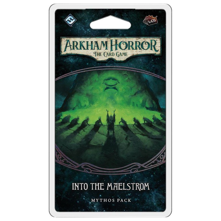 ARKHAM HORROR LCG: Into the Maelstrom - EN