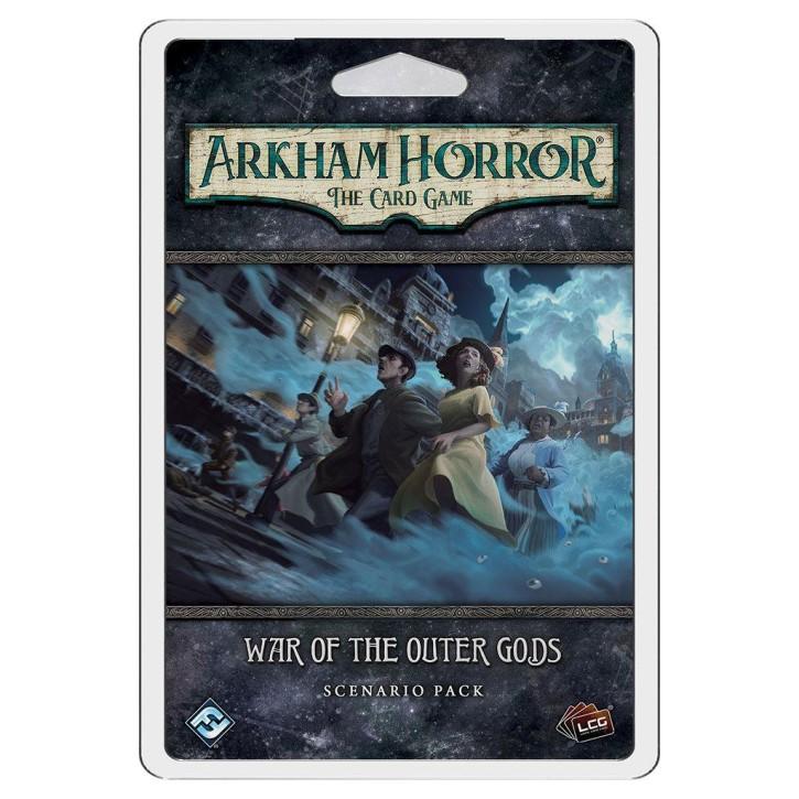 ARKHAM HORROR LCG: War of the Outer Gods - EN