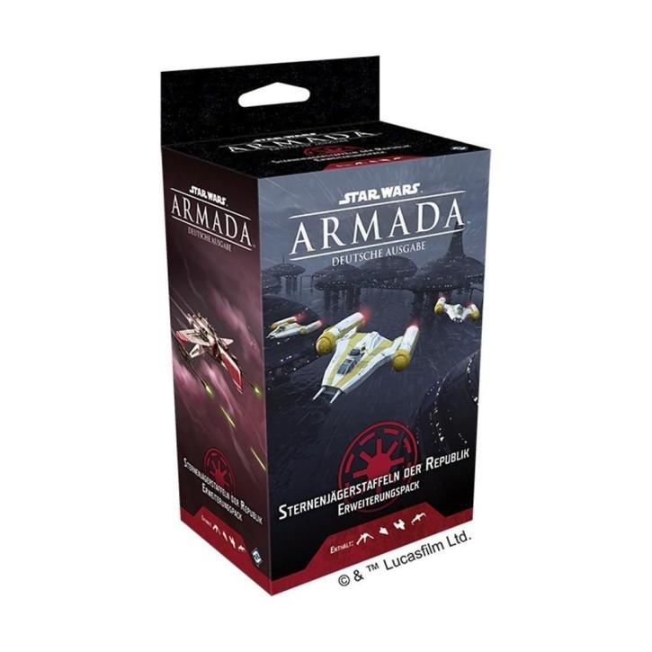 ARMADA: Sternenjägerstaffeln der Republik - DE