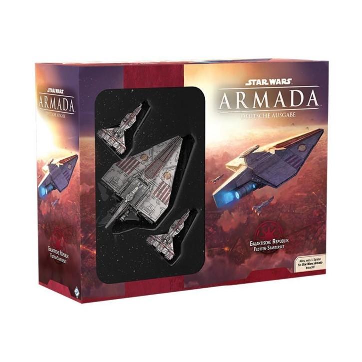 ARMADA: Galaktische Republik: Starterset - DE