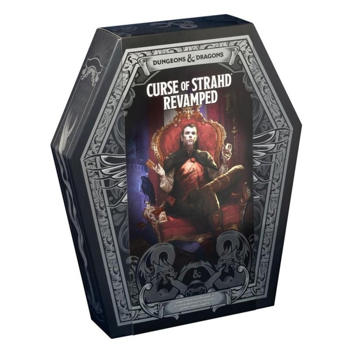 D&D RPG: Curse of Strahd Revamped - EN