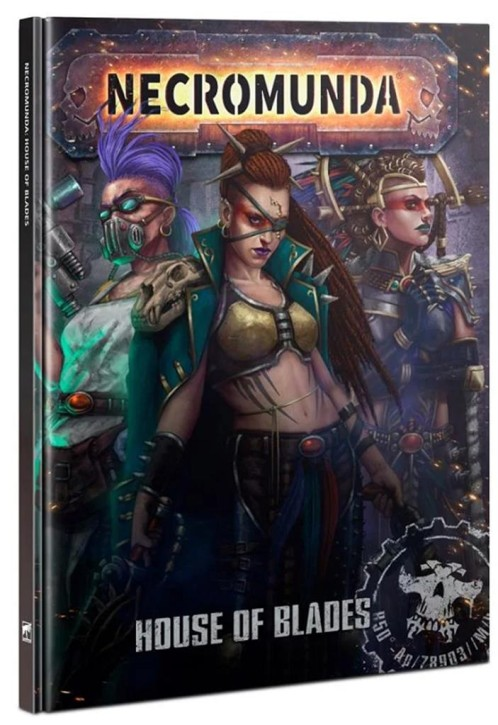 NECROMUNDA: House Of Blades - EN