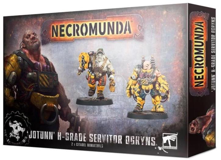NECROMUNDA: Jotunn H-Grade Servitor Ogryns