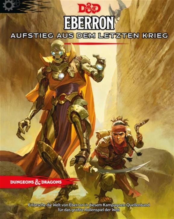 D&D: Eberron: Aufstieg aus dem letzten Krieg - DE